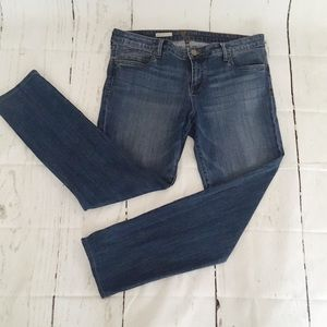 Kut from the Kloth Diana Skinny Blue Jeans